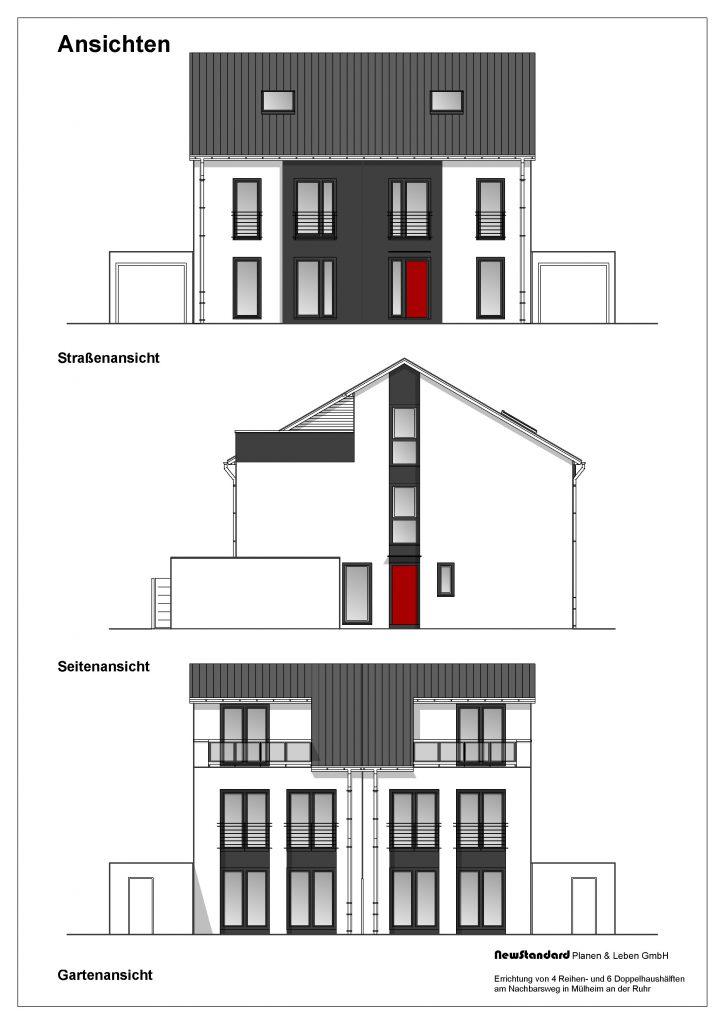 m lheim saarn newstandard planen leben gmbh. Black Bedroom Furniture Sets. Home Design Ideas